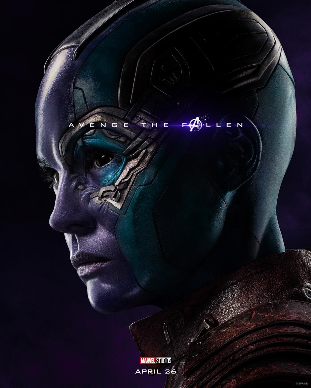 Avengers: Endgame Poster #4