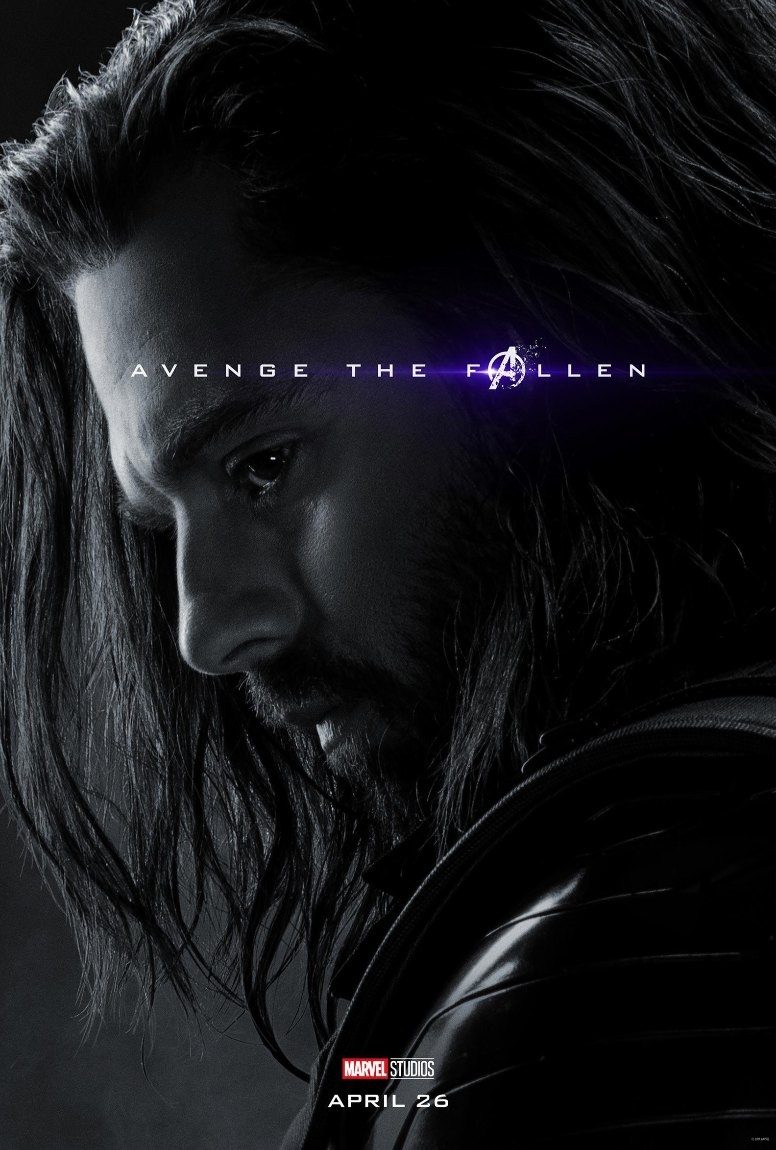 Avengers: Endgame Poster #6