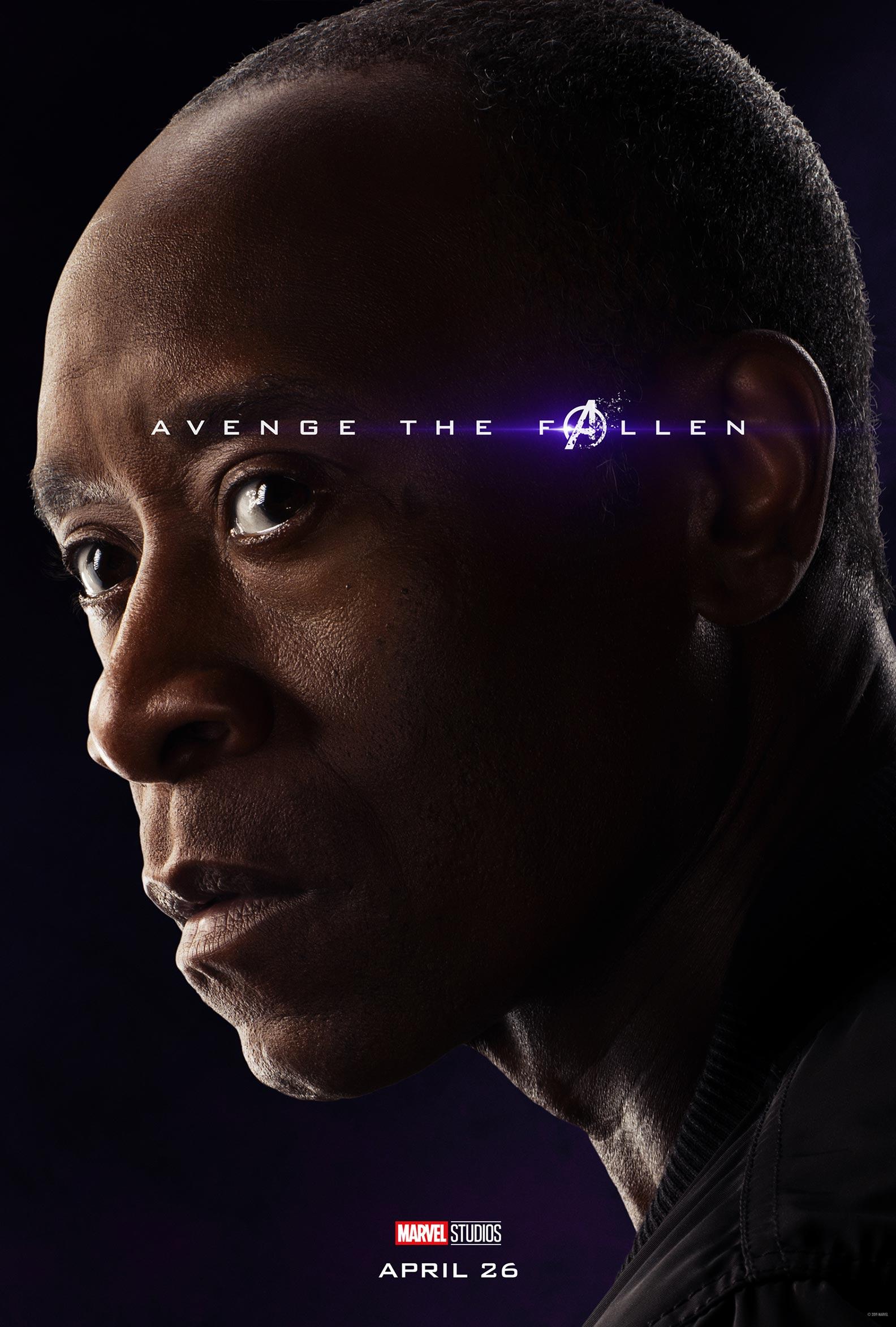 Avengers: Endgame Poster #8