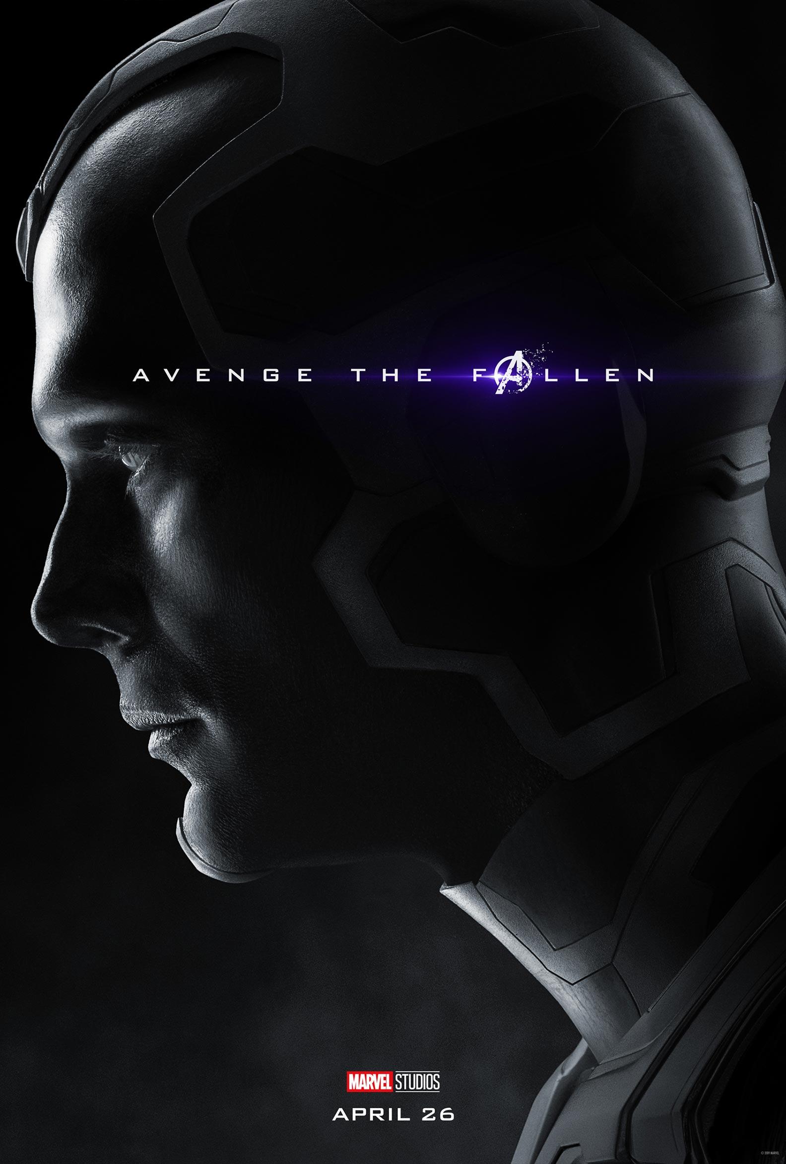 Avengers: Endgame Poster #9