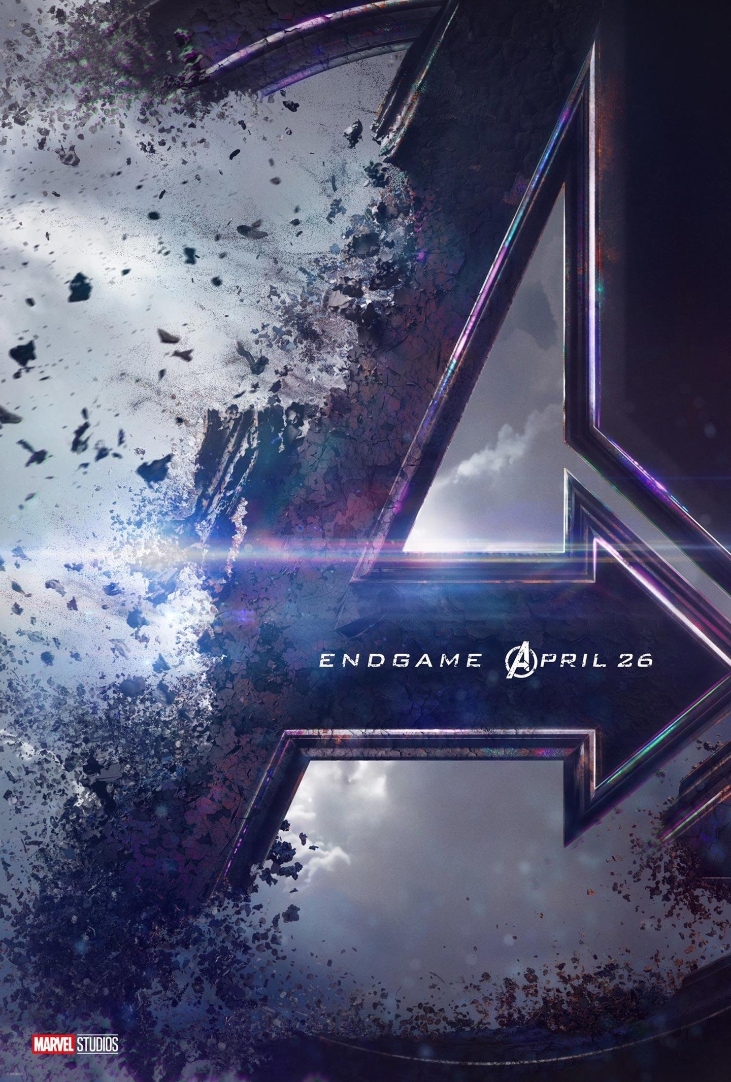 Avengers Endgame 2019 Poster 1 Trailer Addict