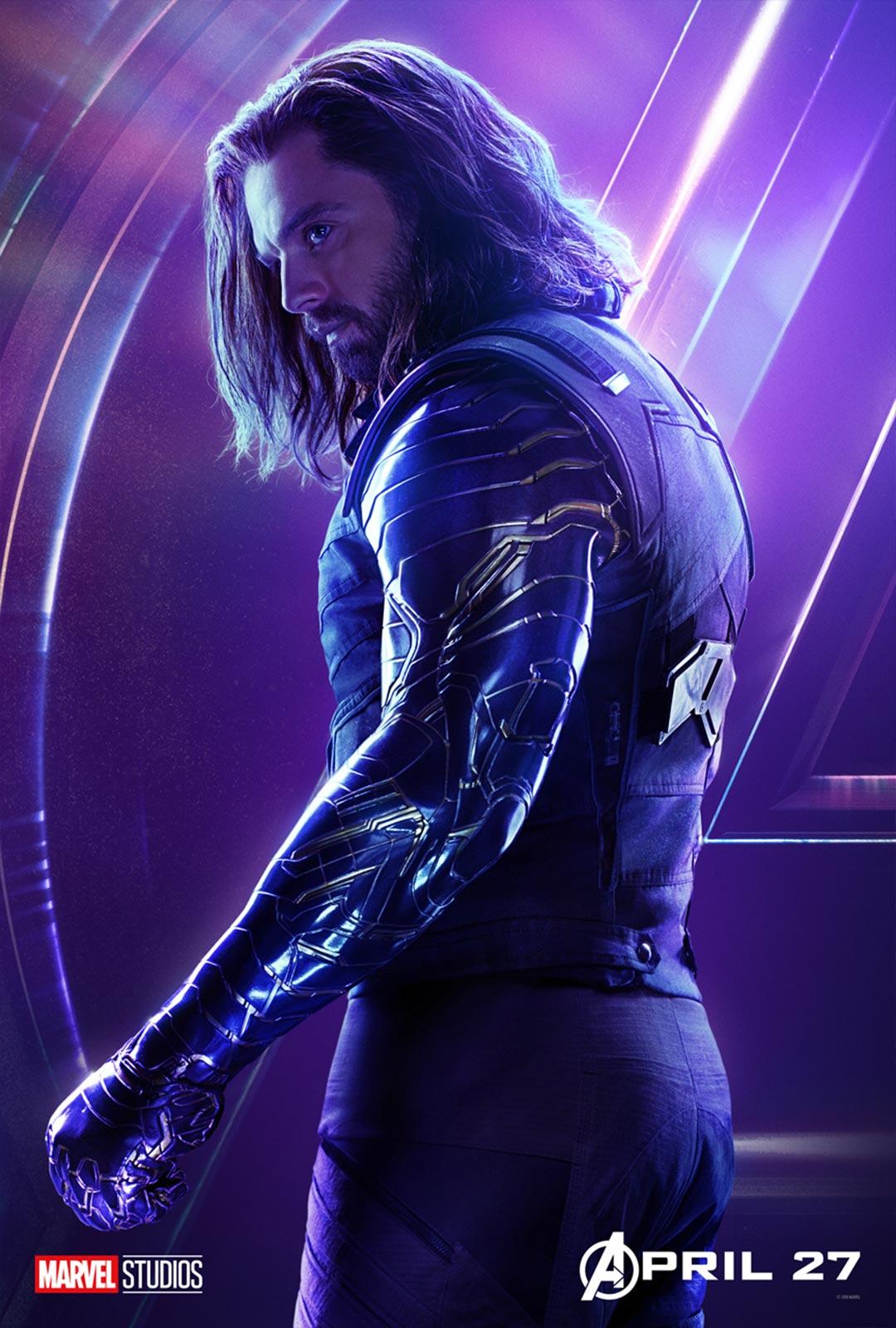 Avengers Infinity War Leihen