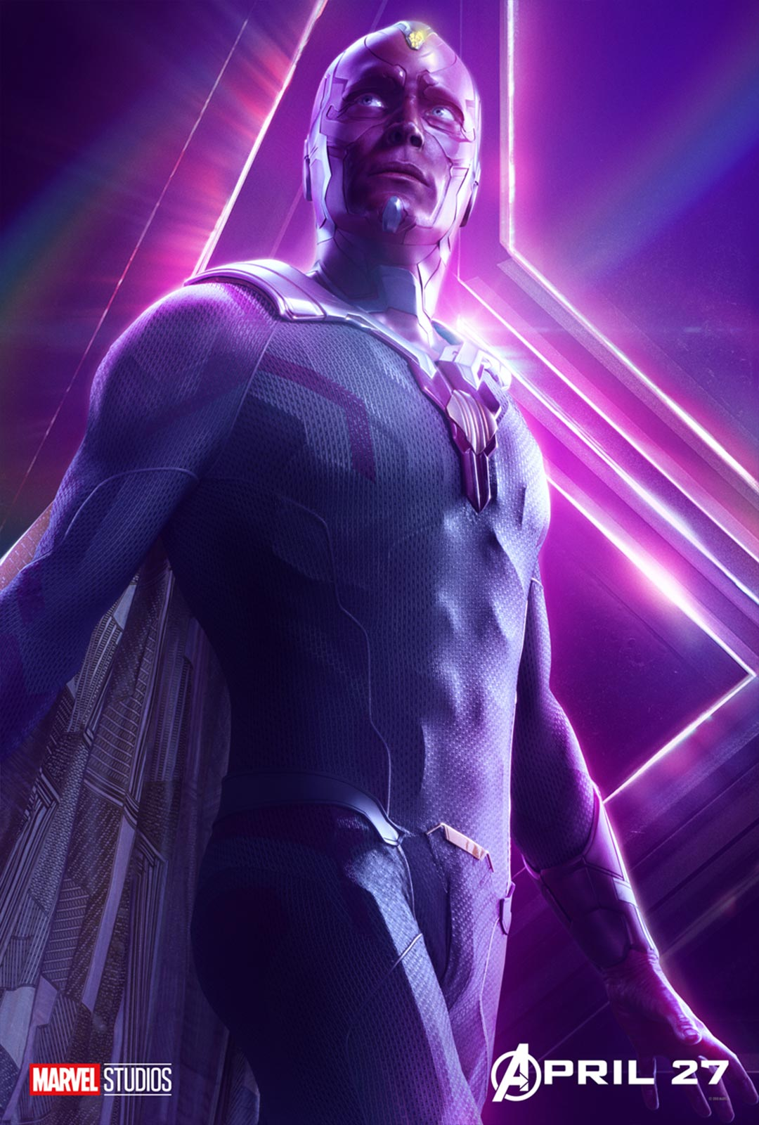 Avengers: Infinity War Poster #12