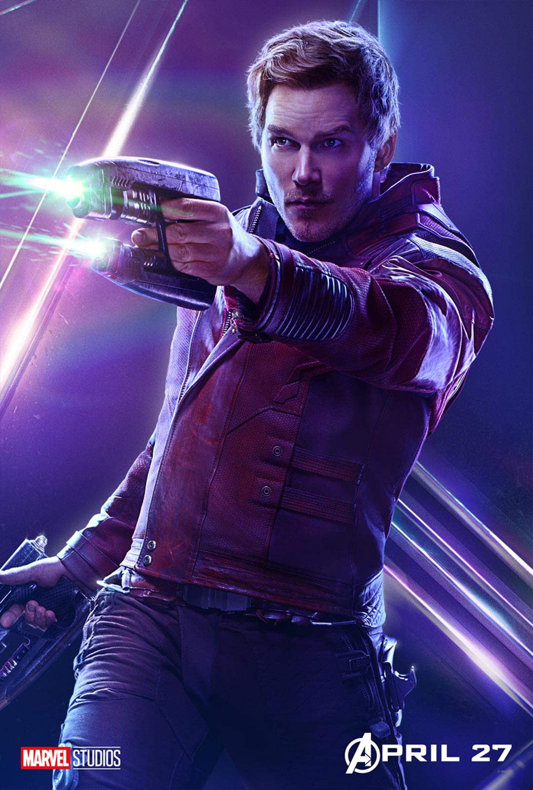 Avengers: Infinity War Poster #14