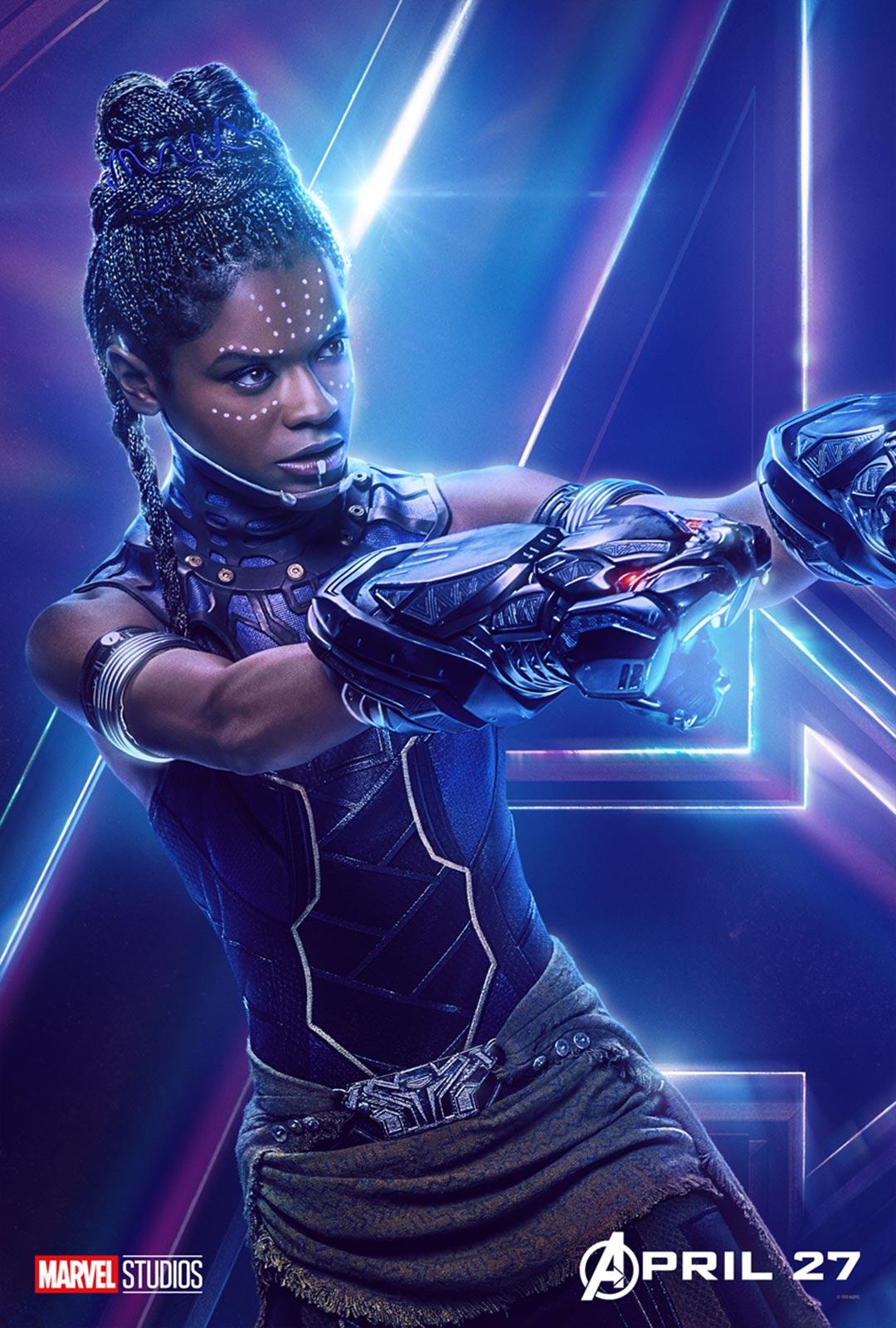 Avengers: Infinity War Poster #16