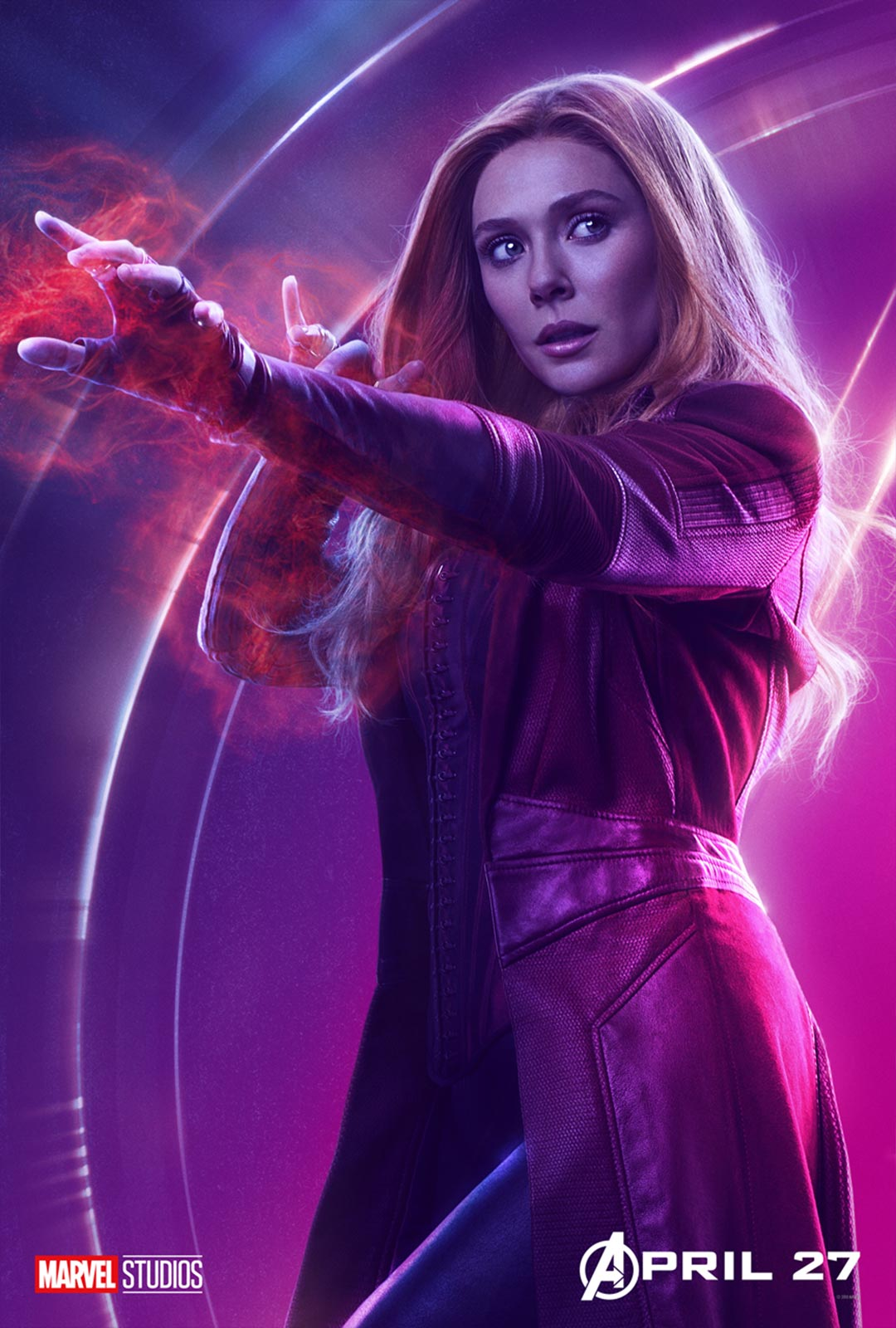 Avengers: Infinity War Poster #17