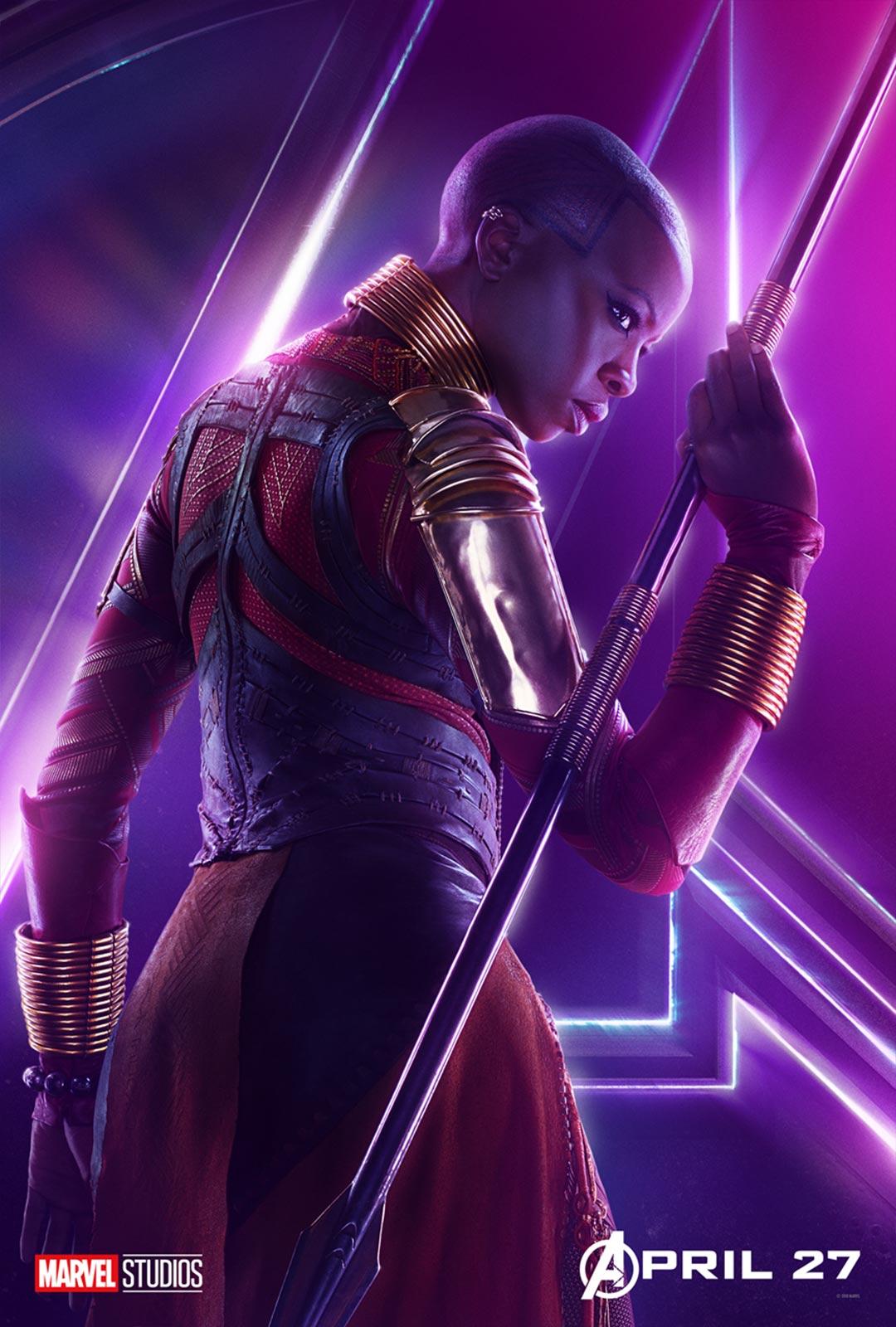 Avengers: Infinity War Poster #18