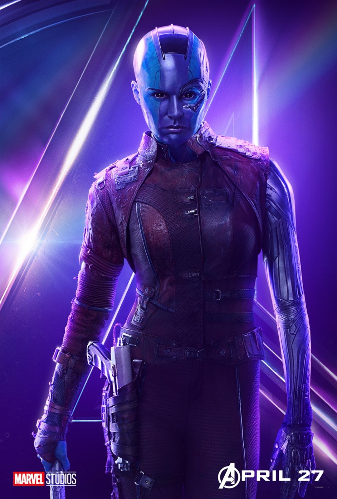 Avengers: Infinity War Poster #19