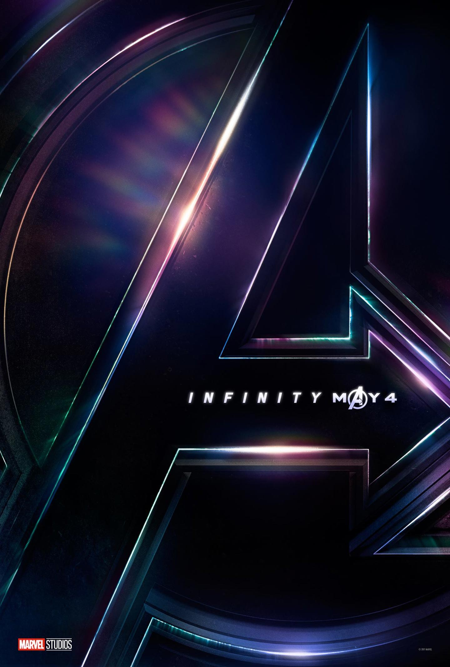 Avengers: Infinity War Poster #2