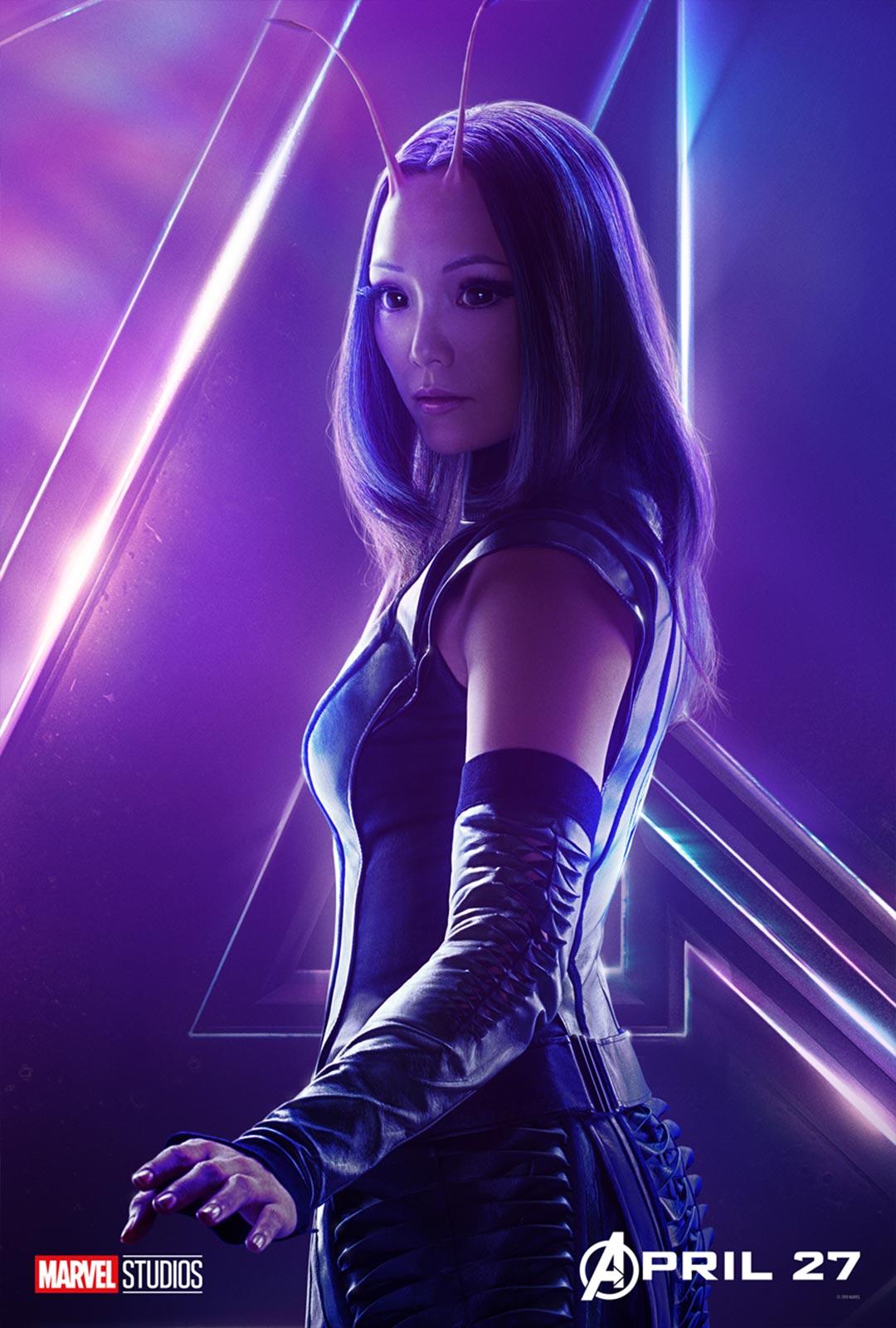 Avengers: Infinity War Poster #20