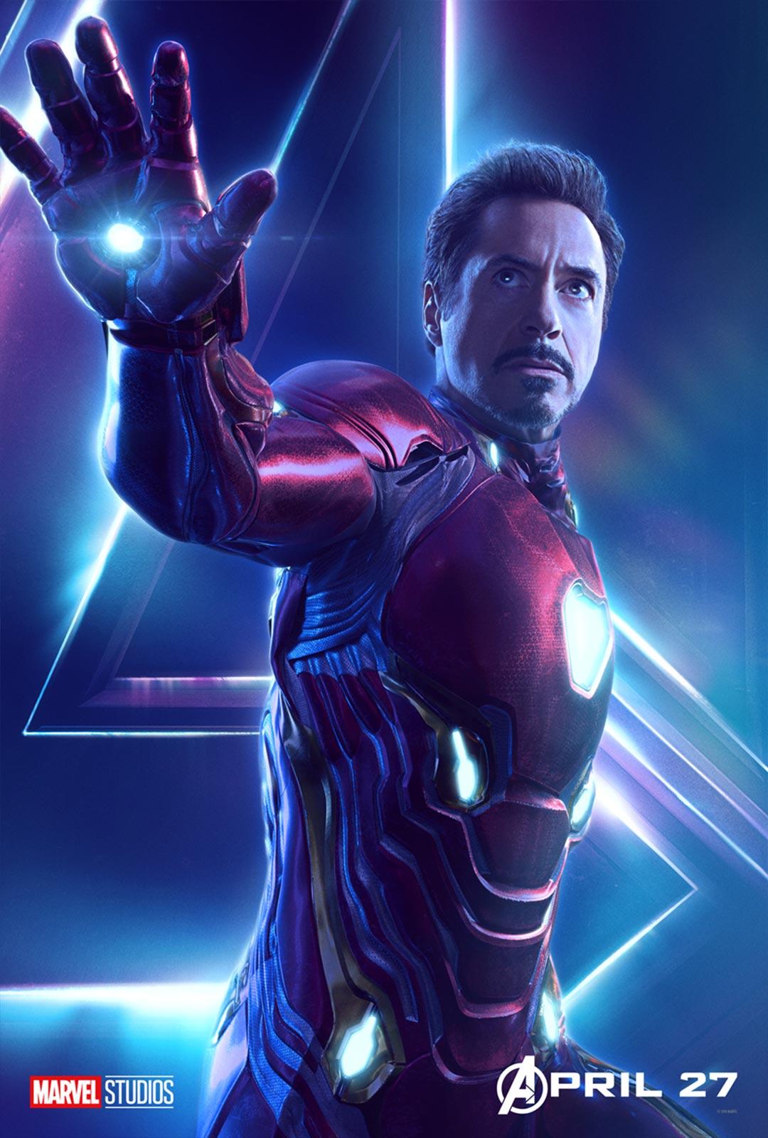 Avengers: Infinity War Poster #21