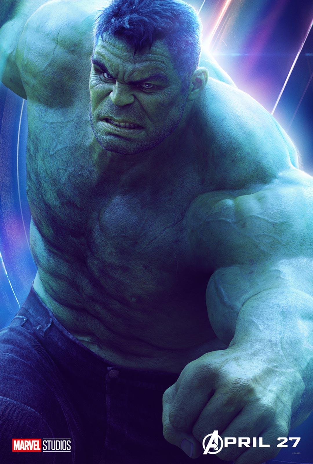 Avengers: Infinity War Poster #22