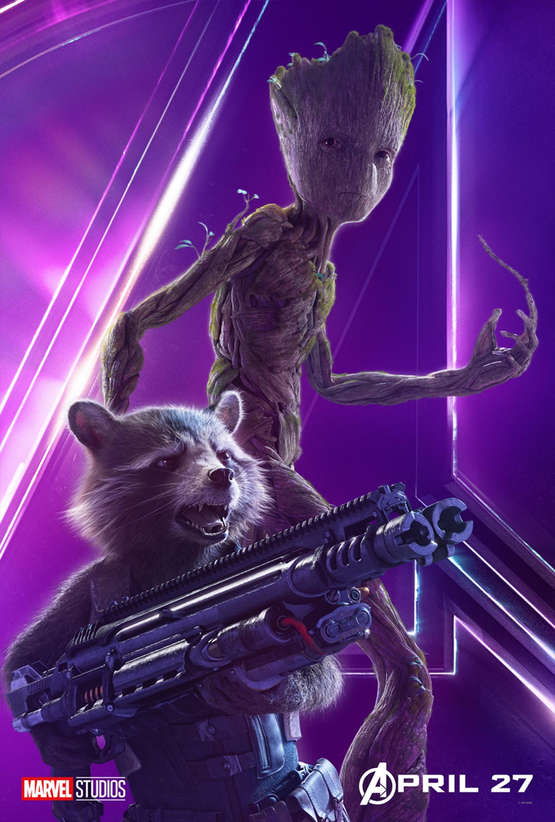 Avengers: Infinity War Poster #23