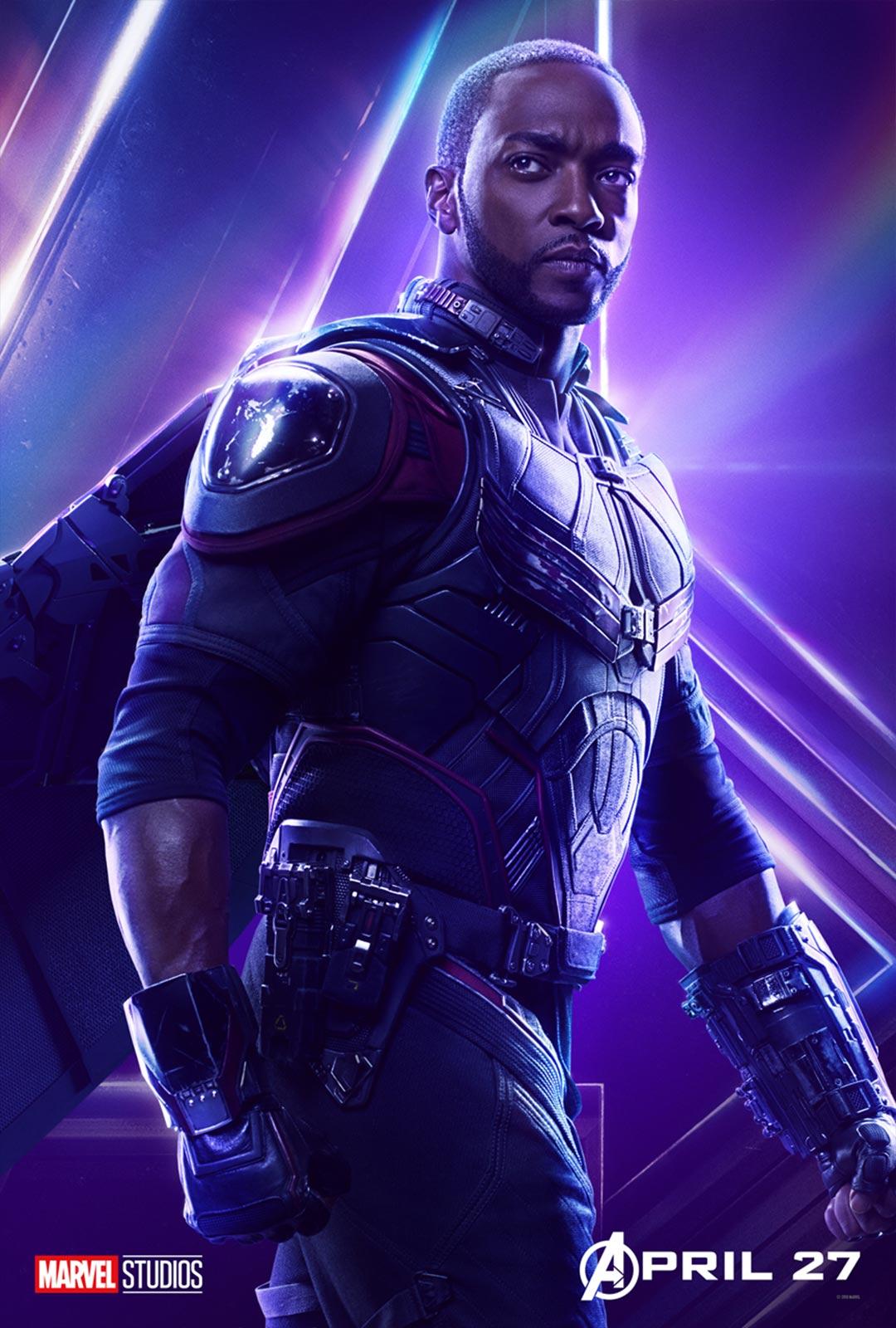 Avengers: Infinity War Poster #25