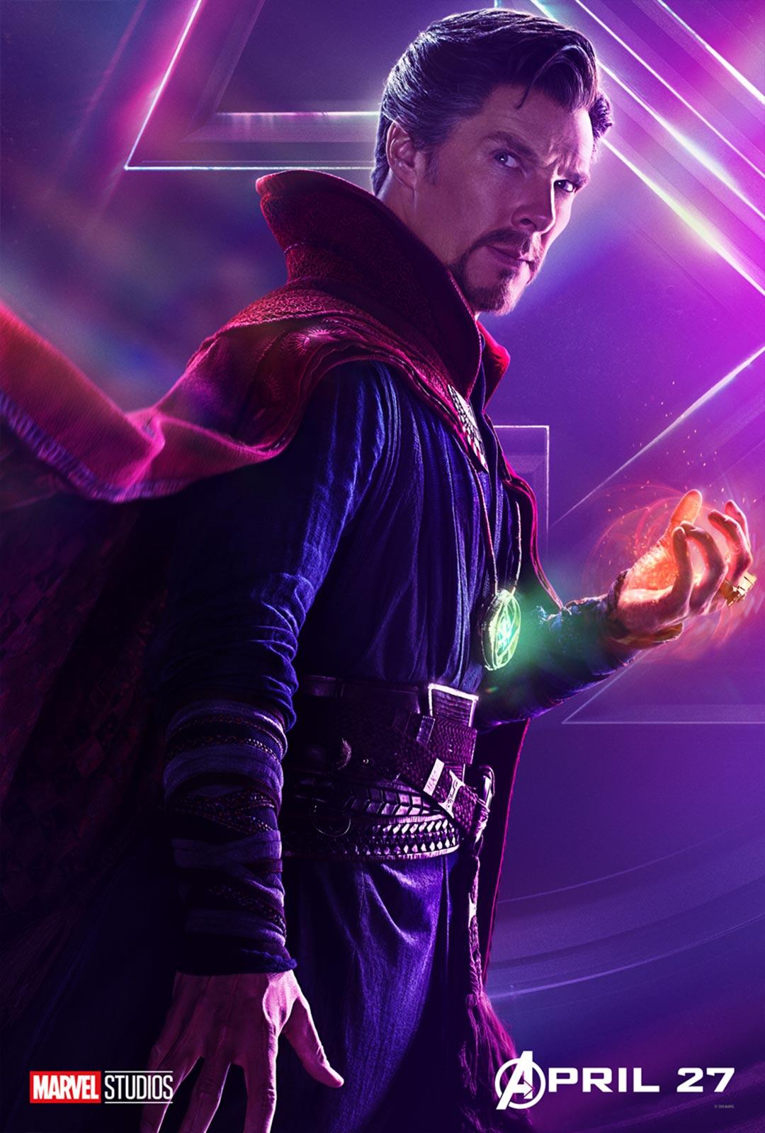 Avengers: Infinity War Poster #26
