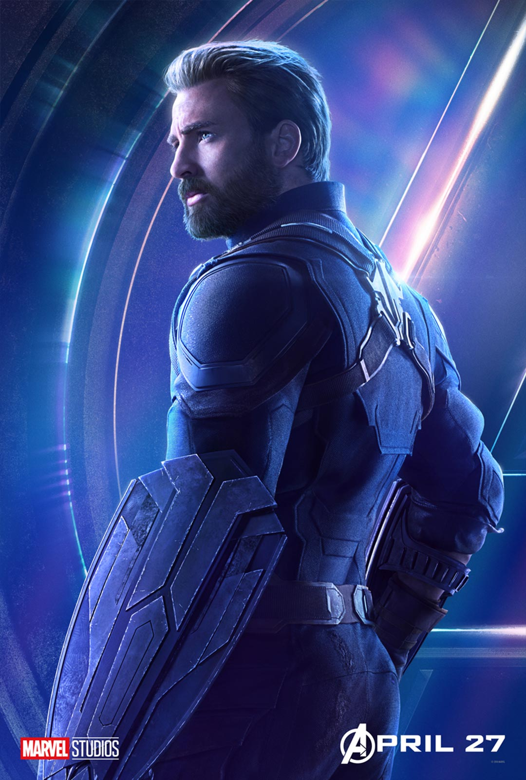 Avengers Infinity War Länge