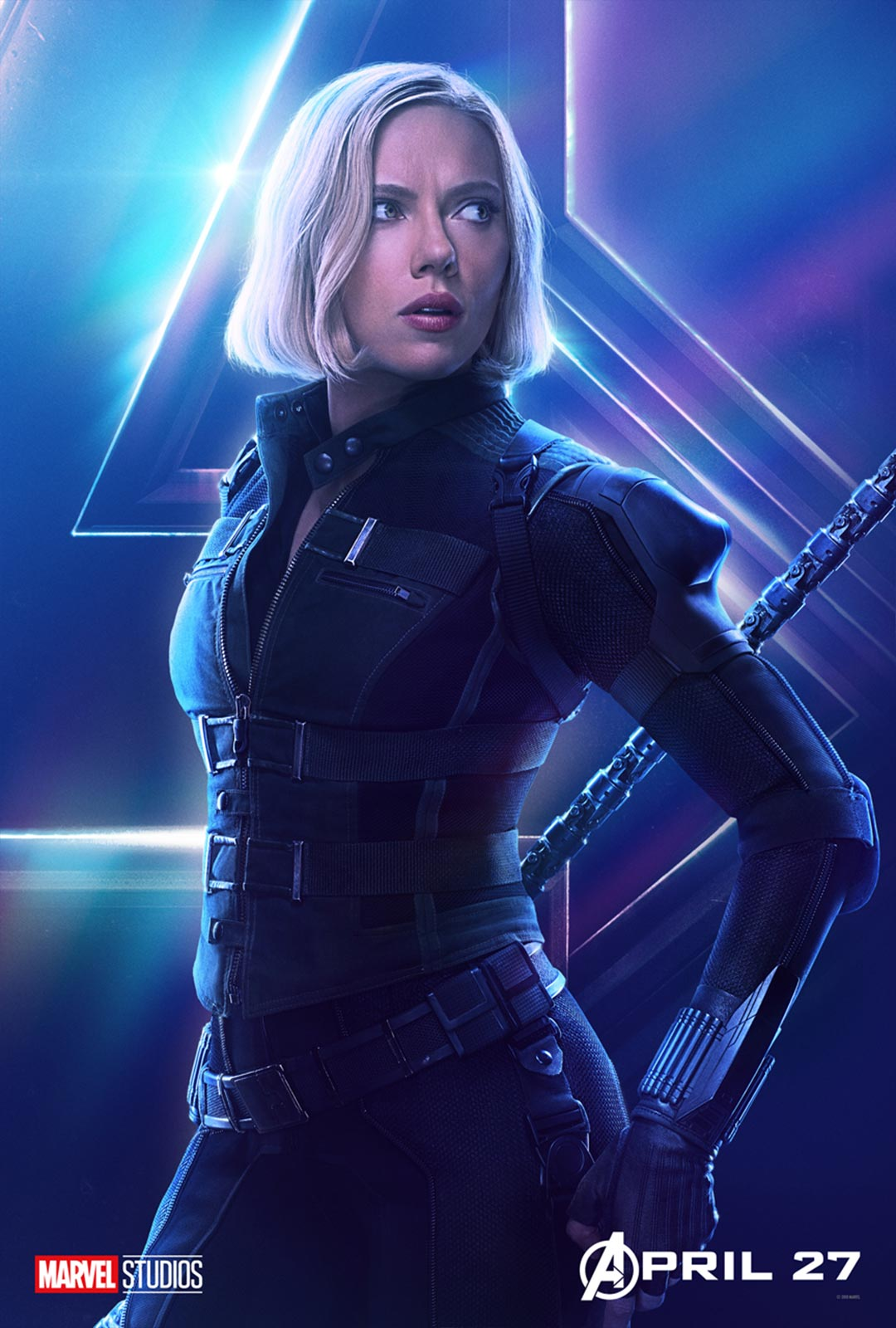 Avengers: Infinity War Poster #29