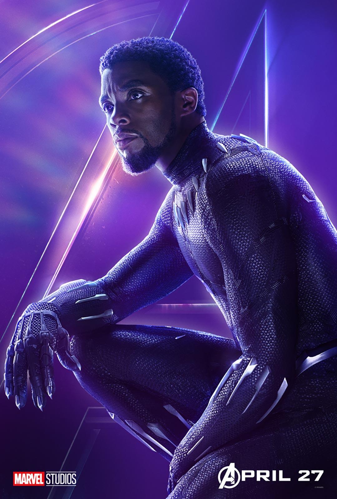 Avengers: Infinity War Poster #30
