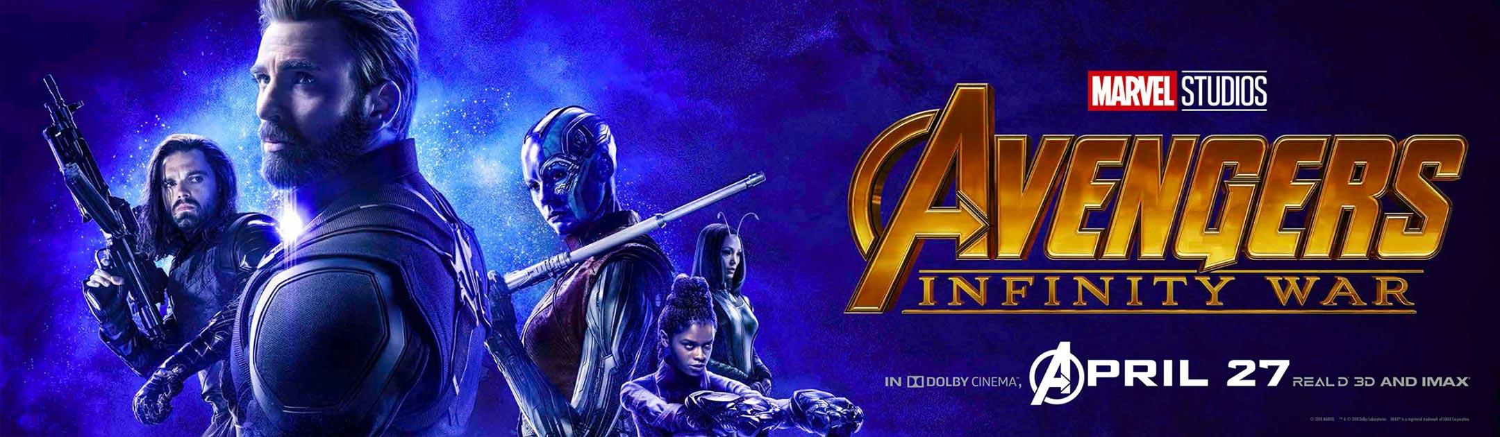 Avengers: Infinity War Poster #36