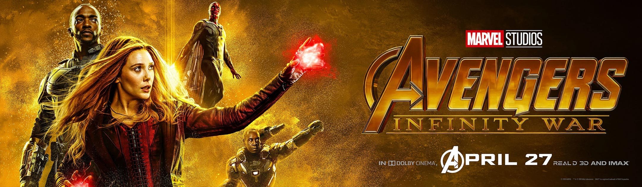 Avengers Infinity War 2018 Poster 37 Trailer Addict