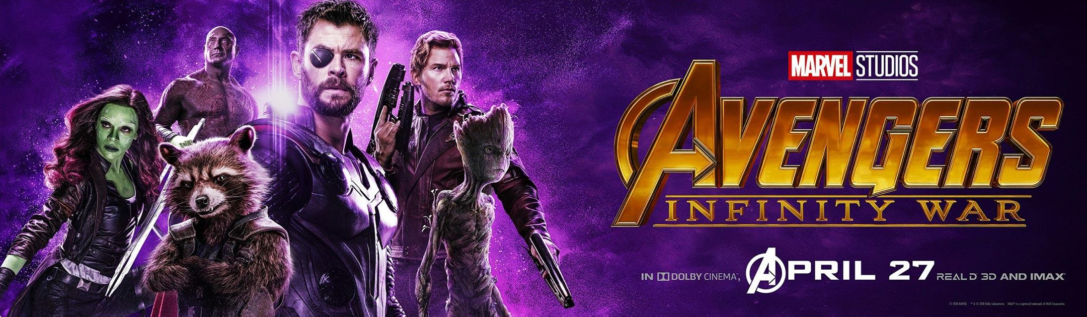 avengers infinity war 2018 poster 1 trailer addict