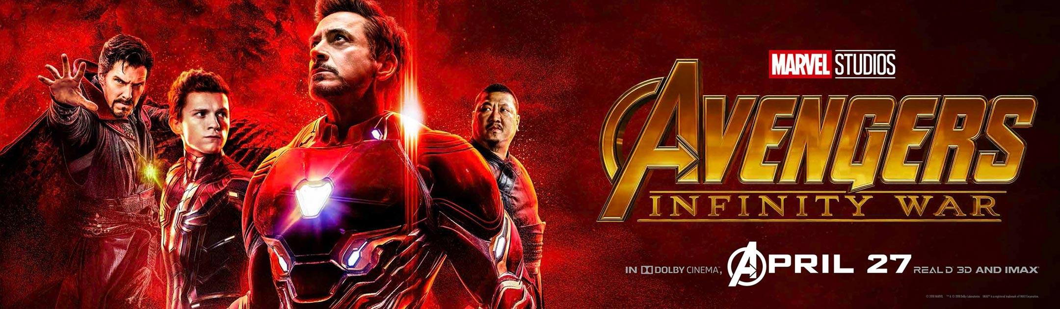 Avengers Infinity War 2018 Poster 39 Trailer Addict
