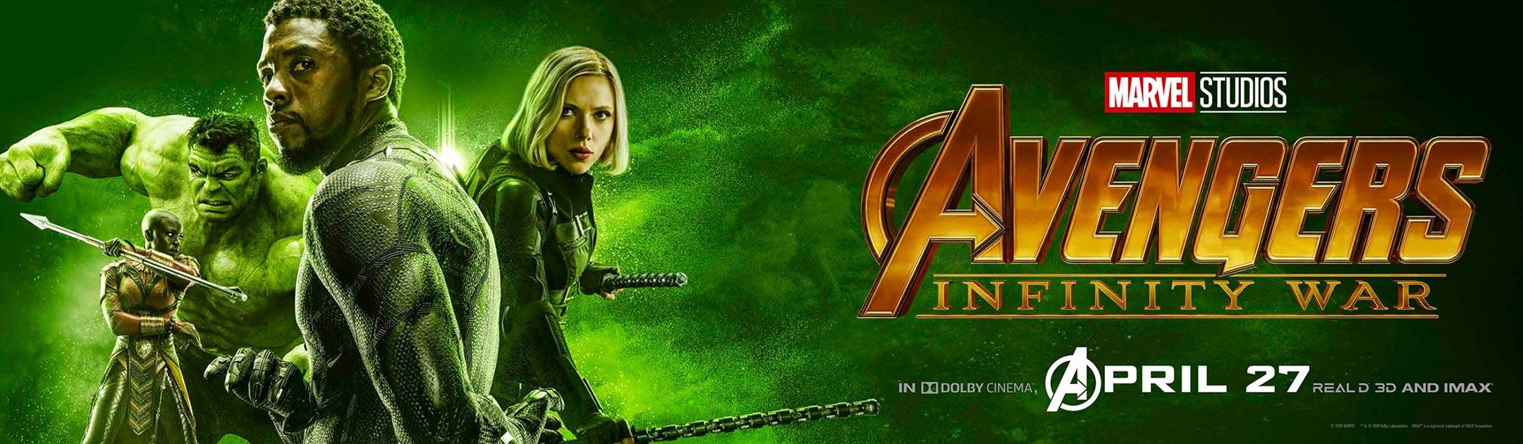 Avengers: Infinity War Poster #40