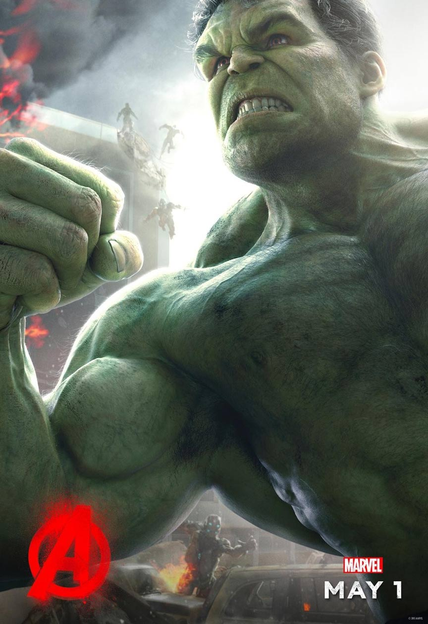 Avengers: Age of Ultron Poster #17