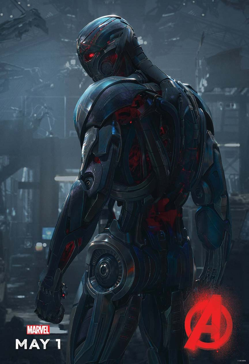 Avengers: Age of Ultron Poster #18
