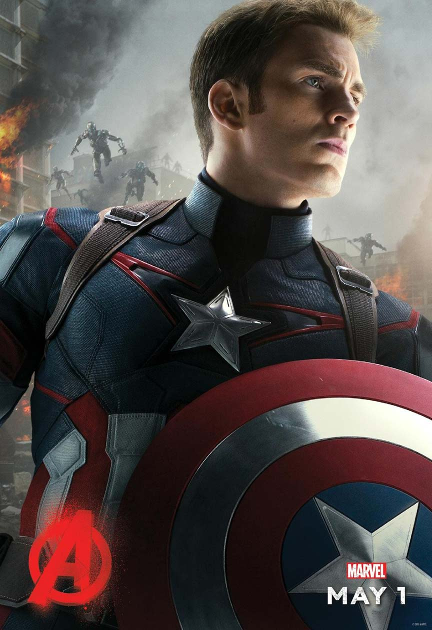 Avengers: Age of Ultron Poster #20