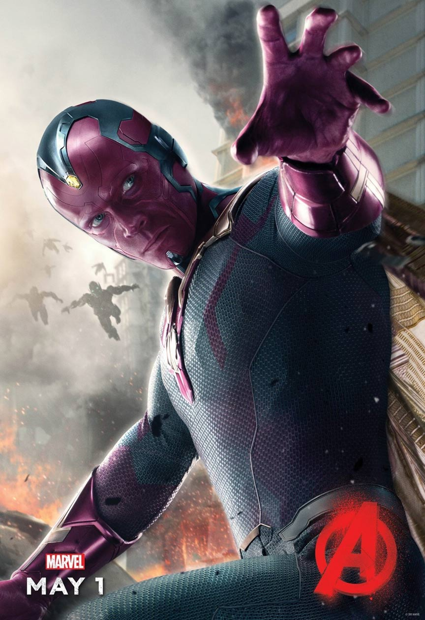 Avengers: Age of Ultron Poster #23