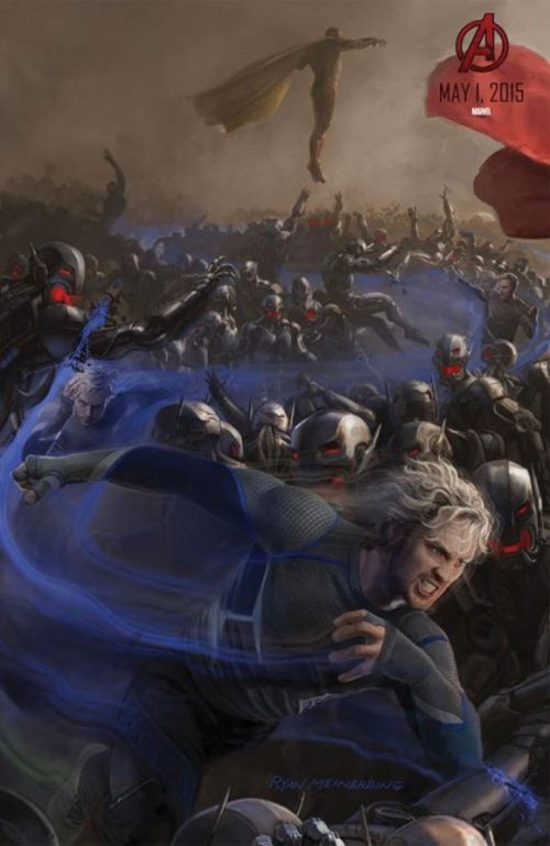 Avengers: Age of Ultron Poster #3