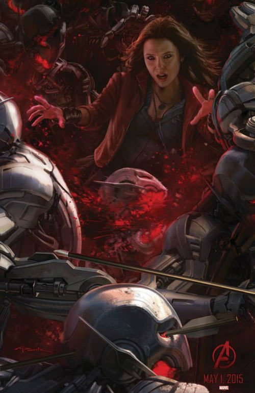 Avengers: Age of Ultron Poster #9