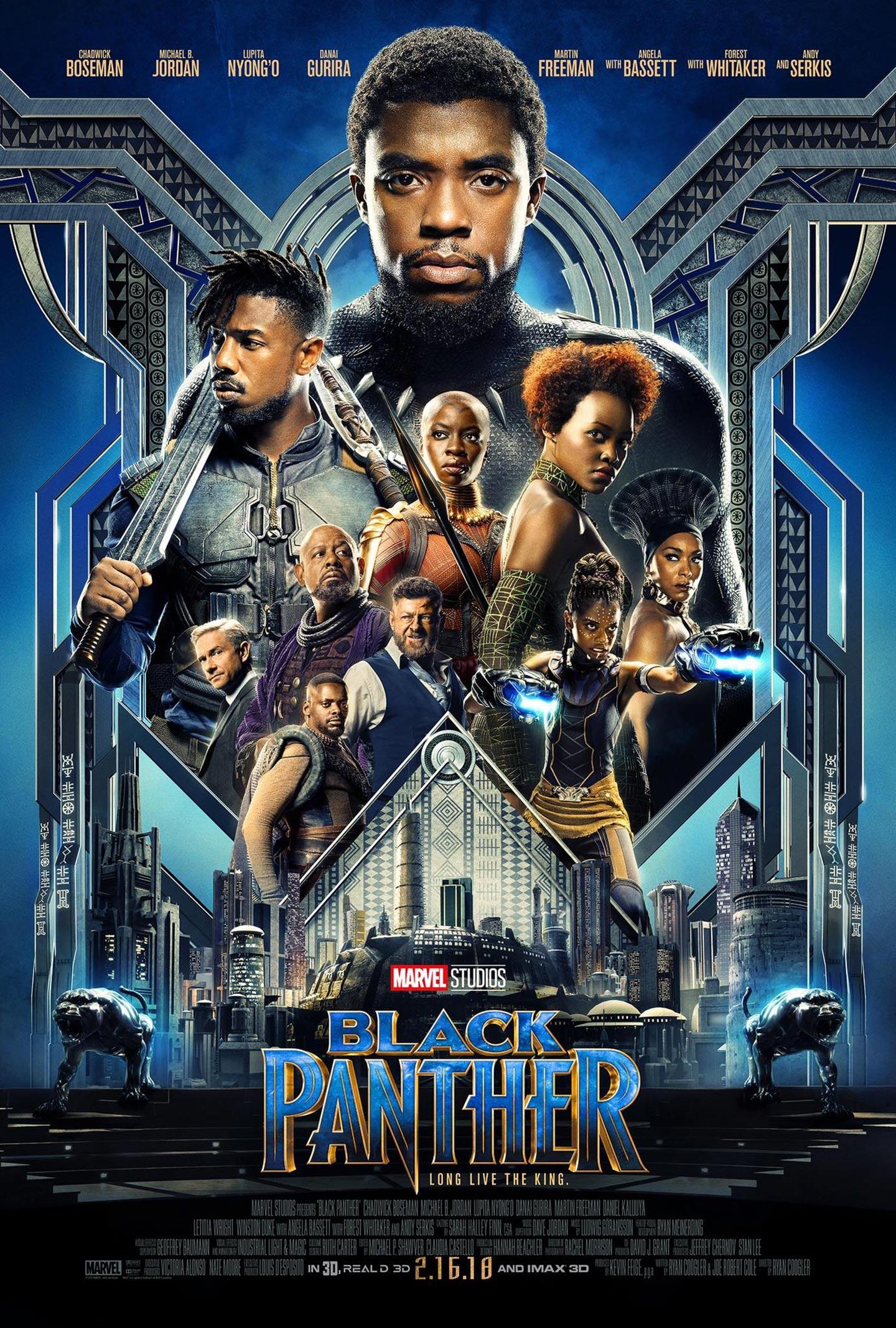 Black Panther Poster #3