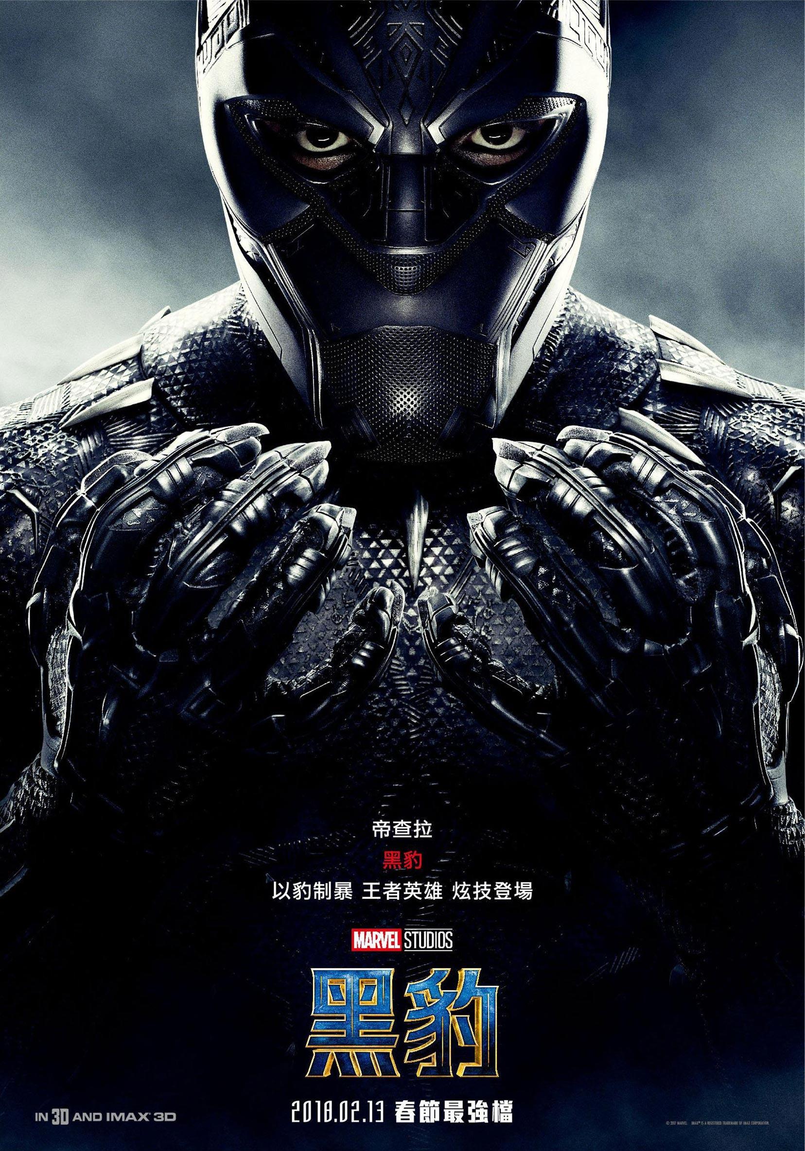 Black Panther Poster #4