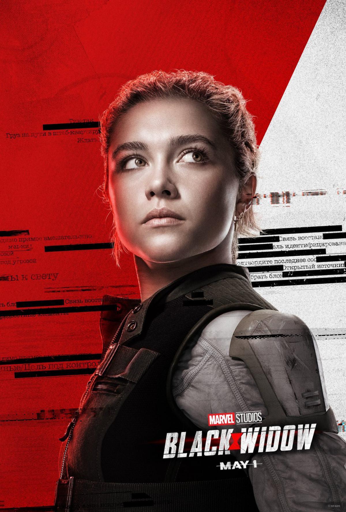 Black Widow Poster #4