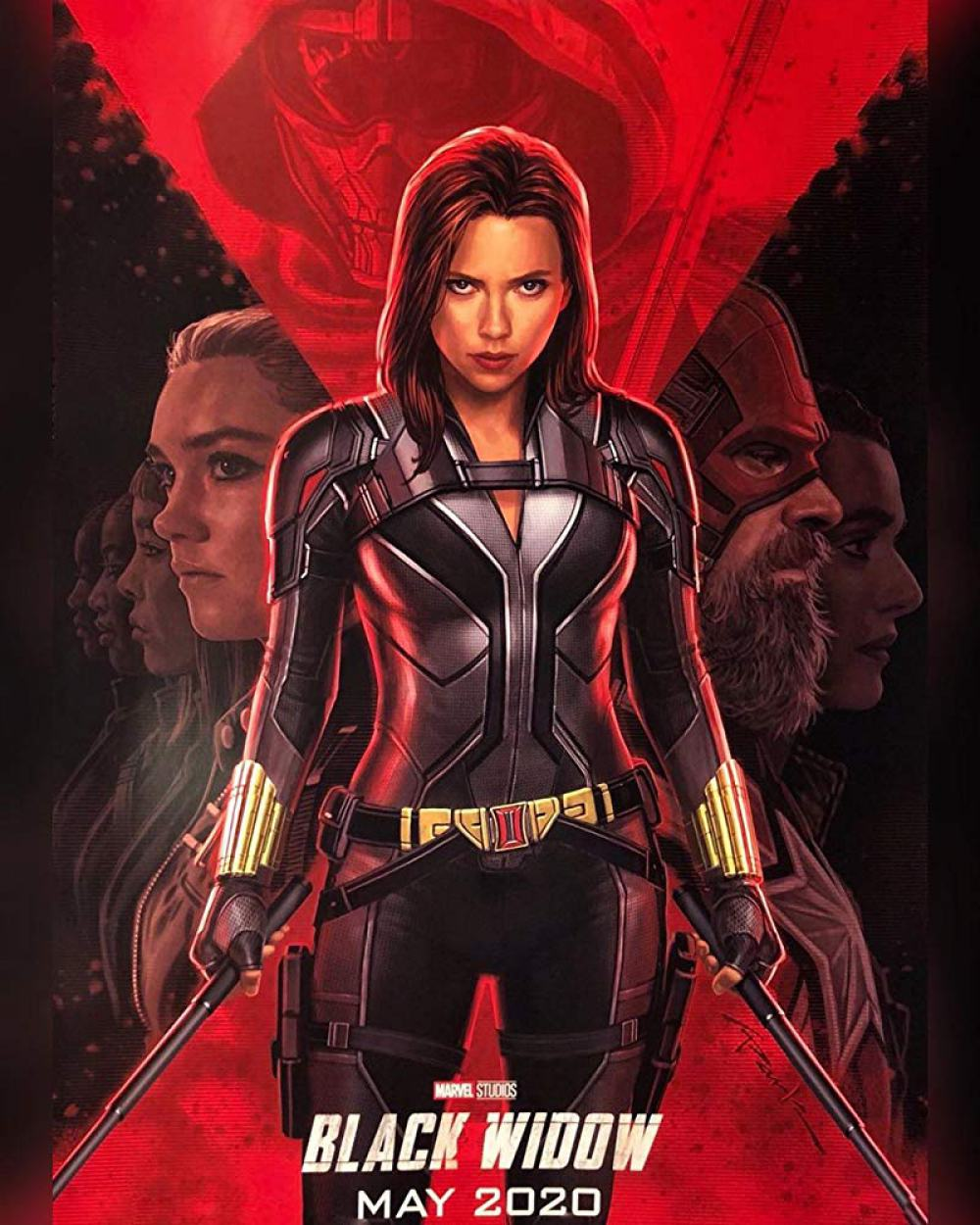 Black Widow Poster #1