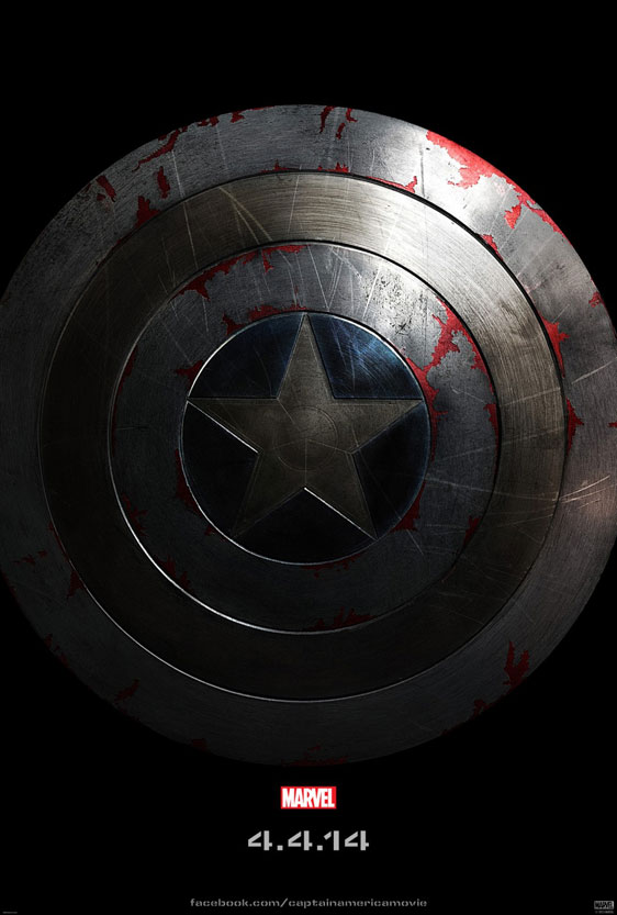 Captain America: The Winter Soldier Poster #1
