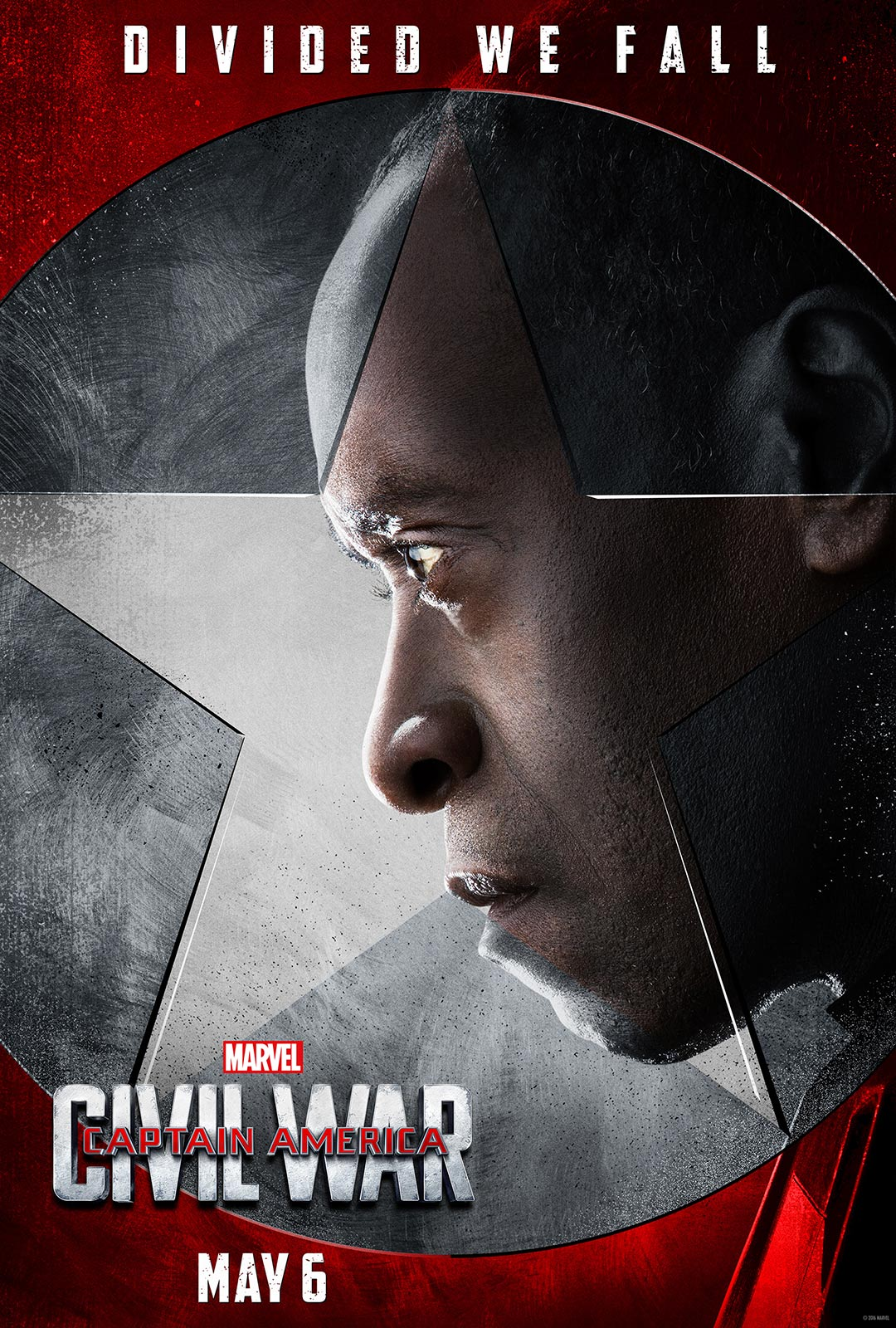 Captain America: Civil War Poster #10