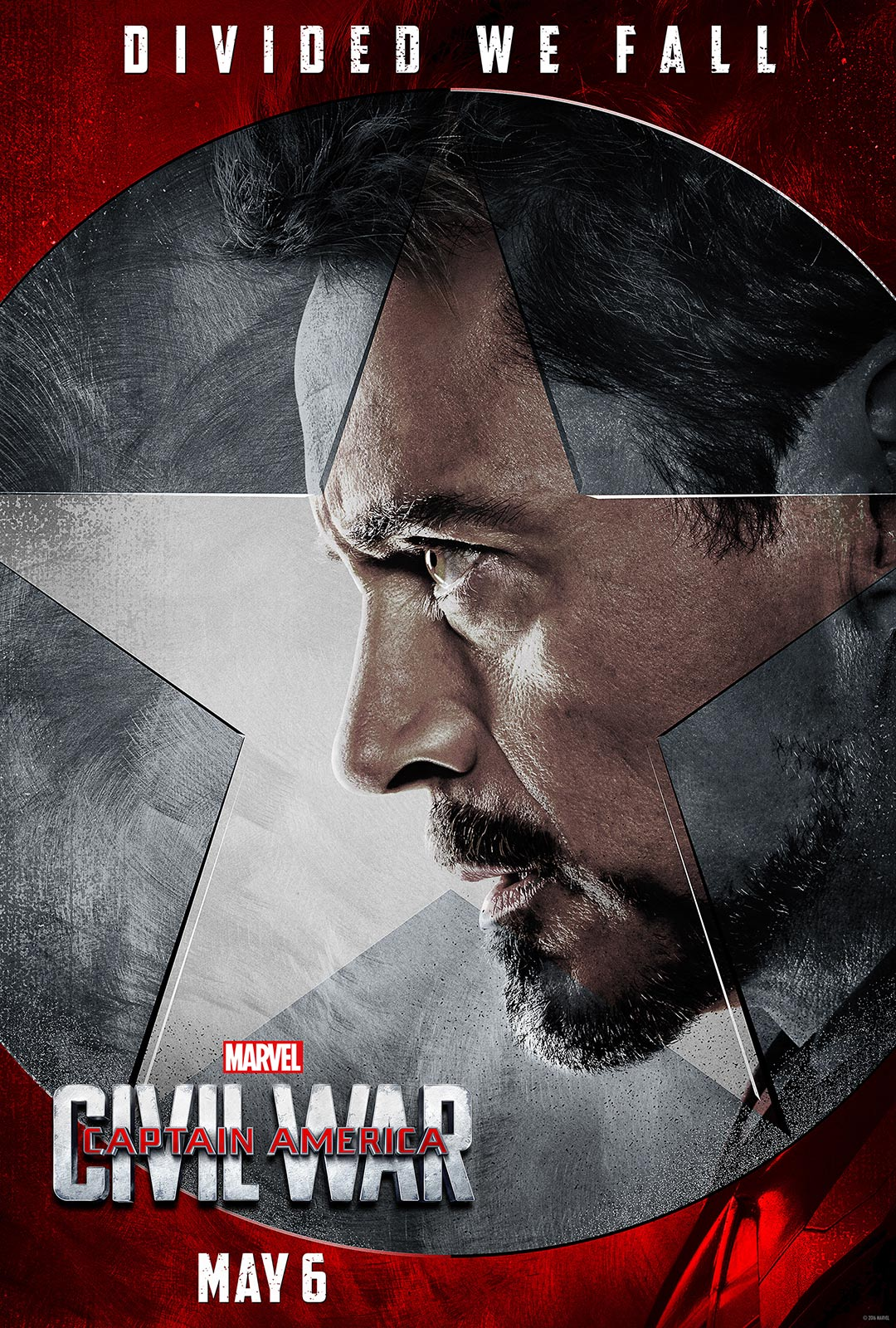 Captain America: Civil War Poster #11
