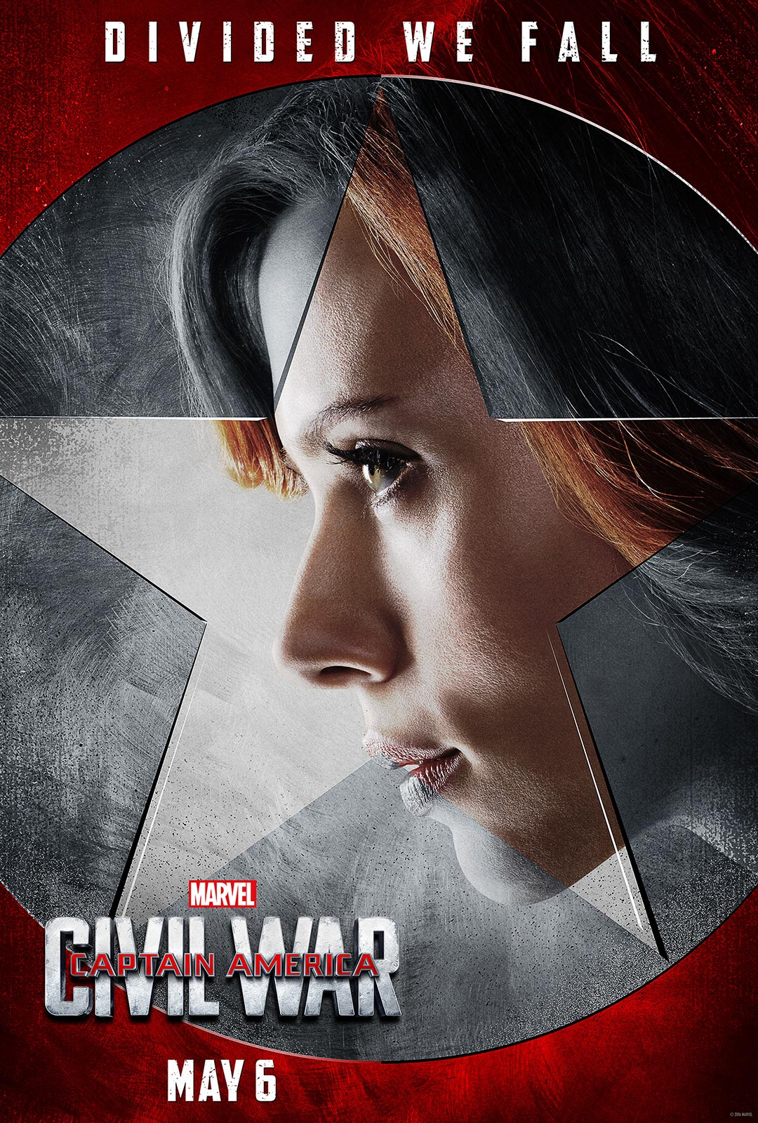 Captain America: Civil War Poster #13