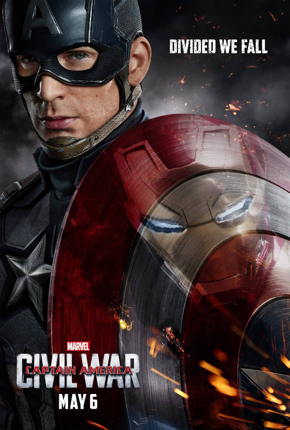 Captain America: Civil War Poster #2