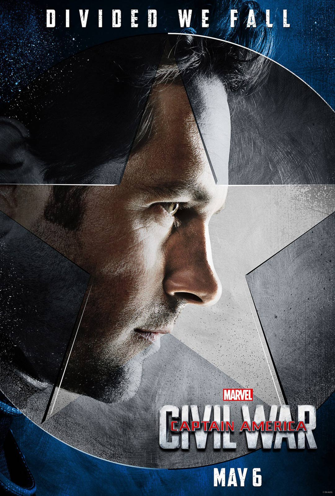 Captain America: Civil War Poster #4