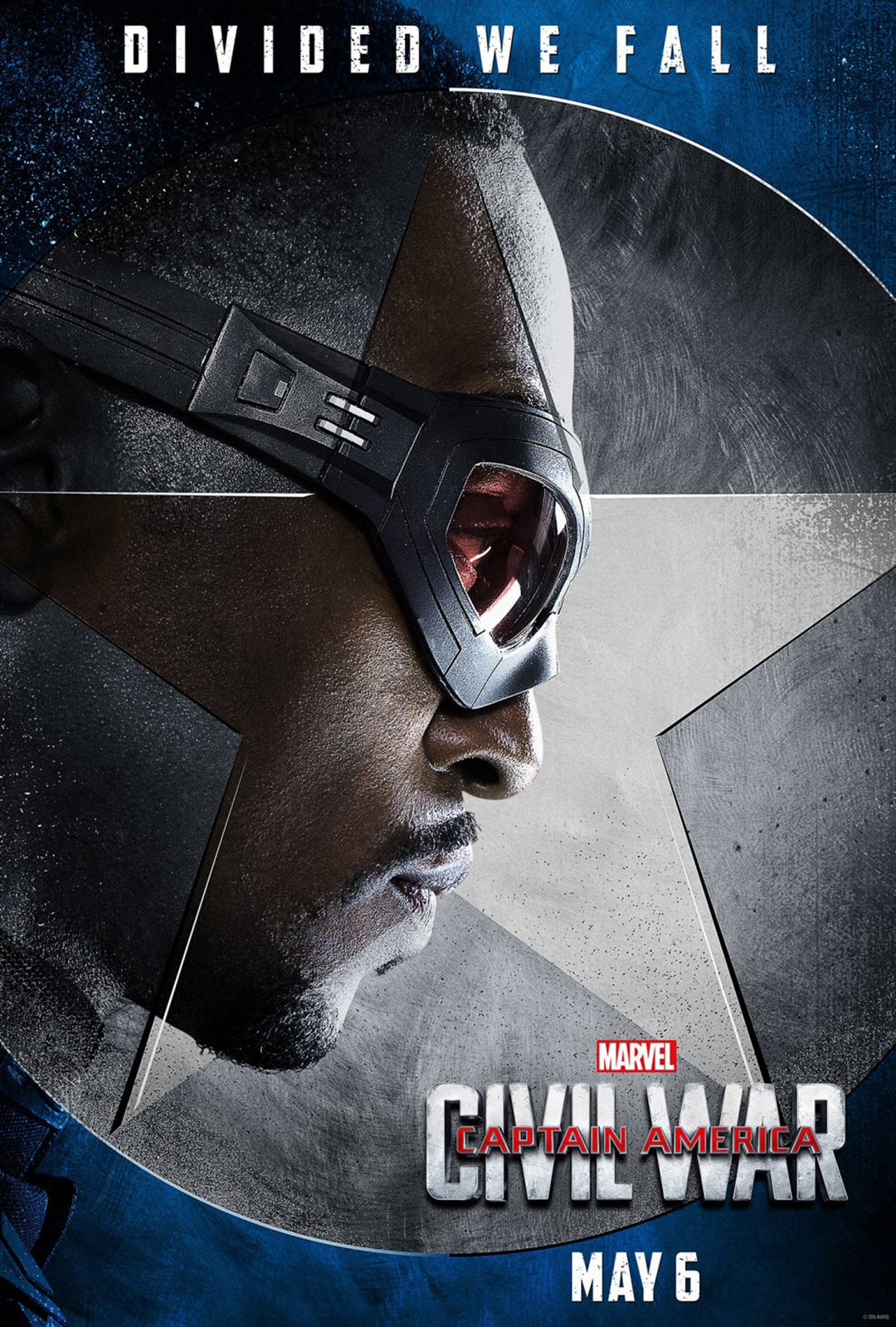 Captain America: Civil War Poster #5