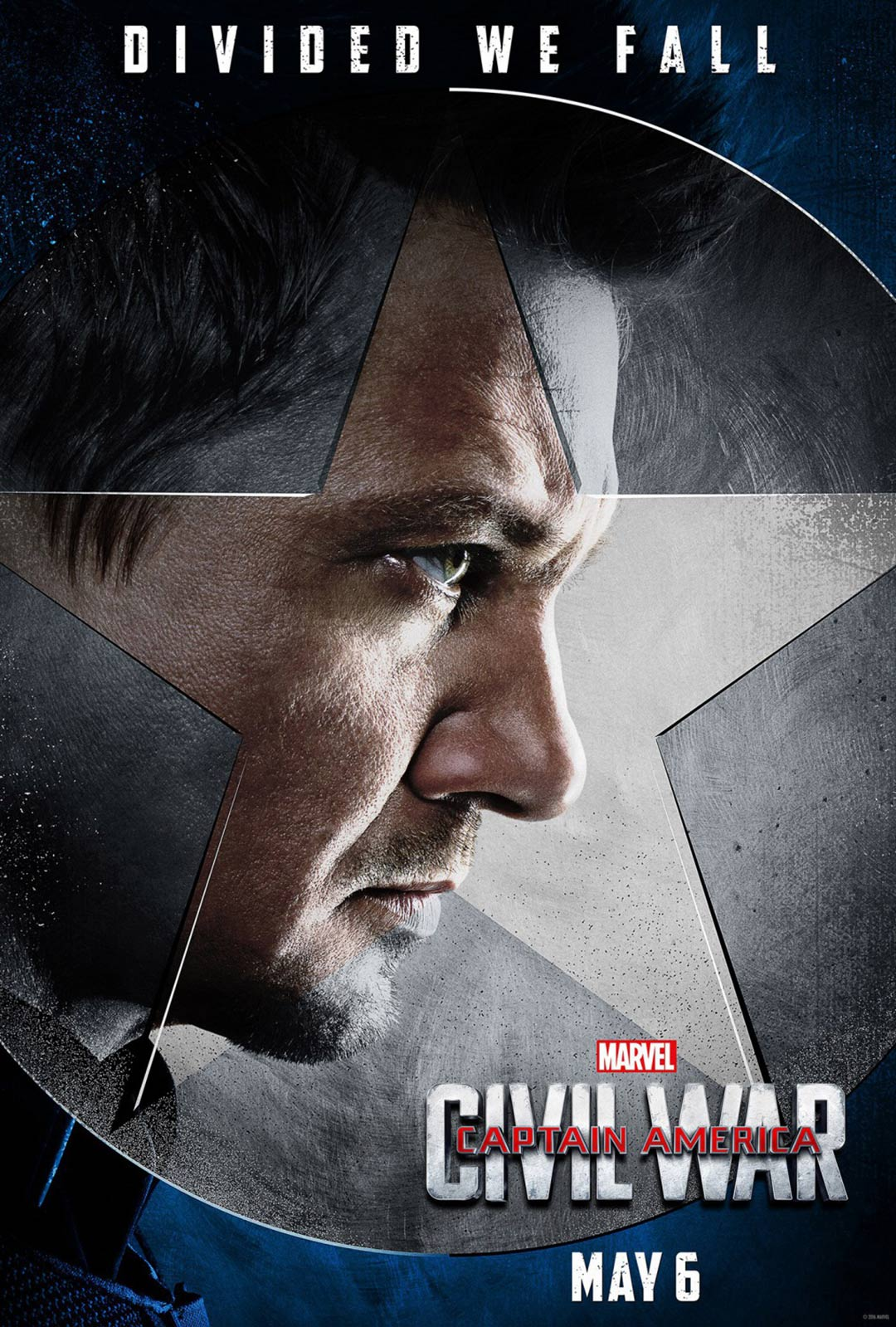 Captain America: Civil War Poster #6