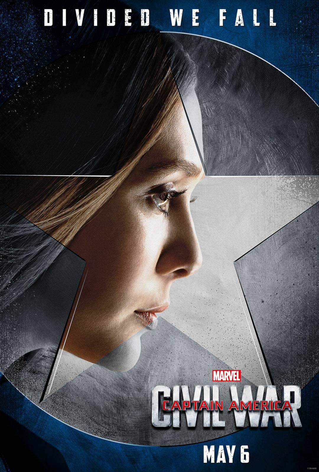 Captain America: Civil War Poster #7