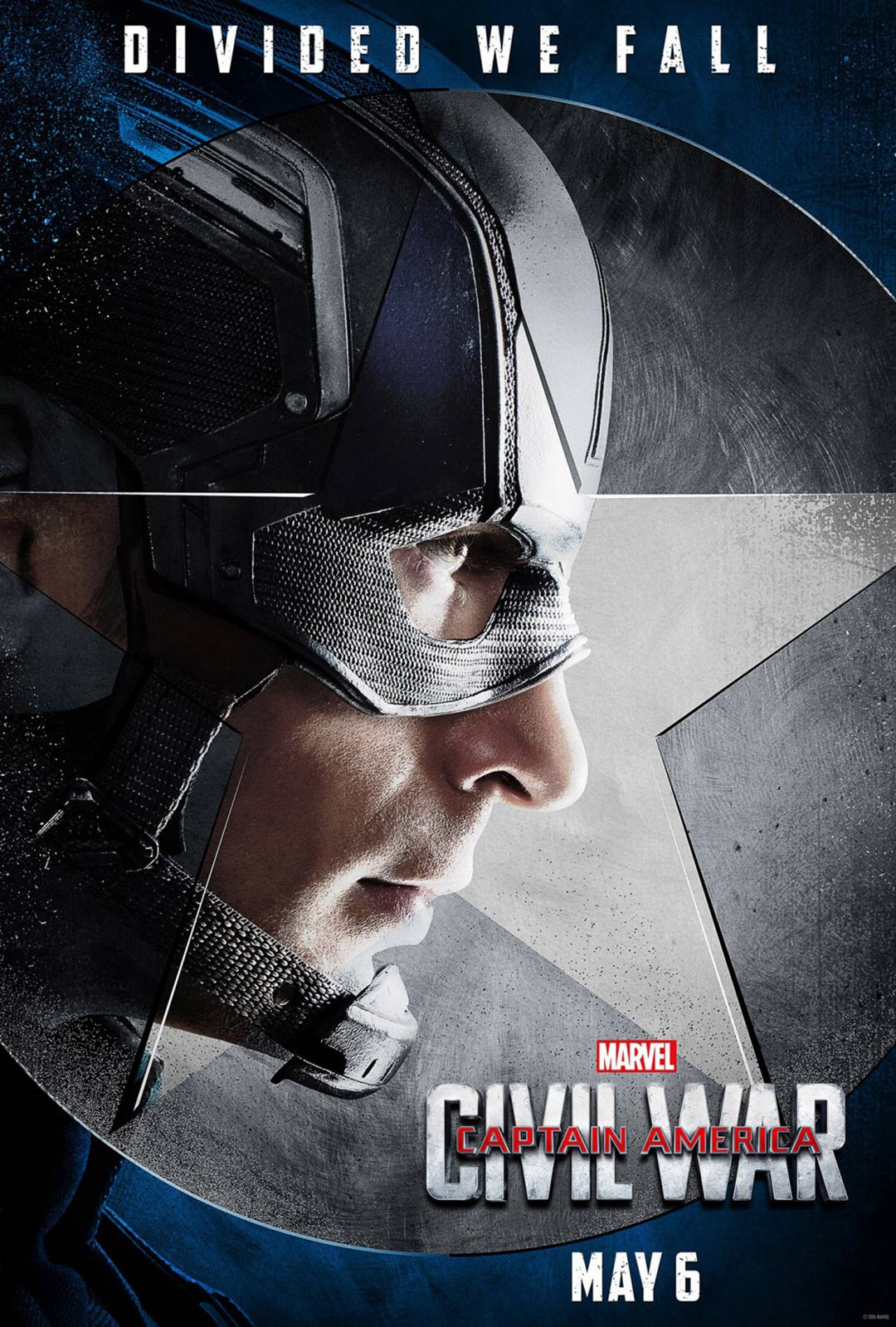 Captain America: Civil War Poster #8