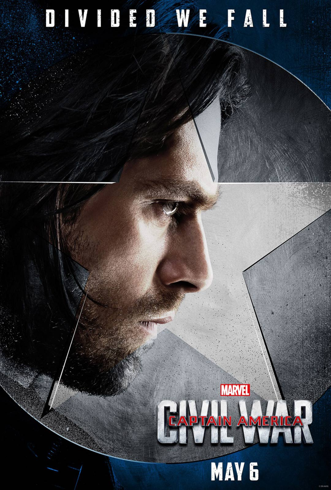 Captain America: Civil War Poster #9