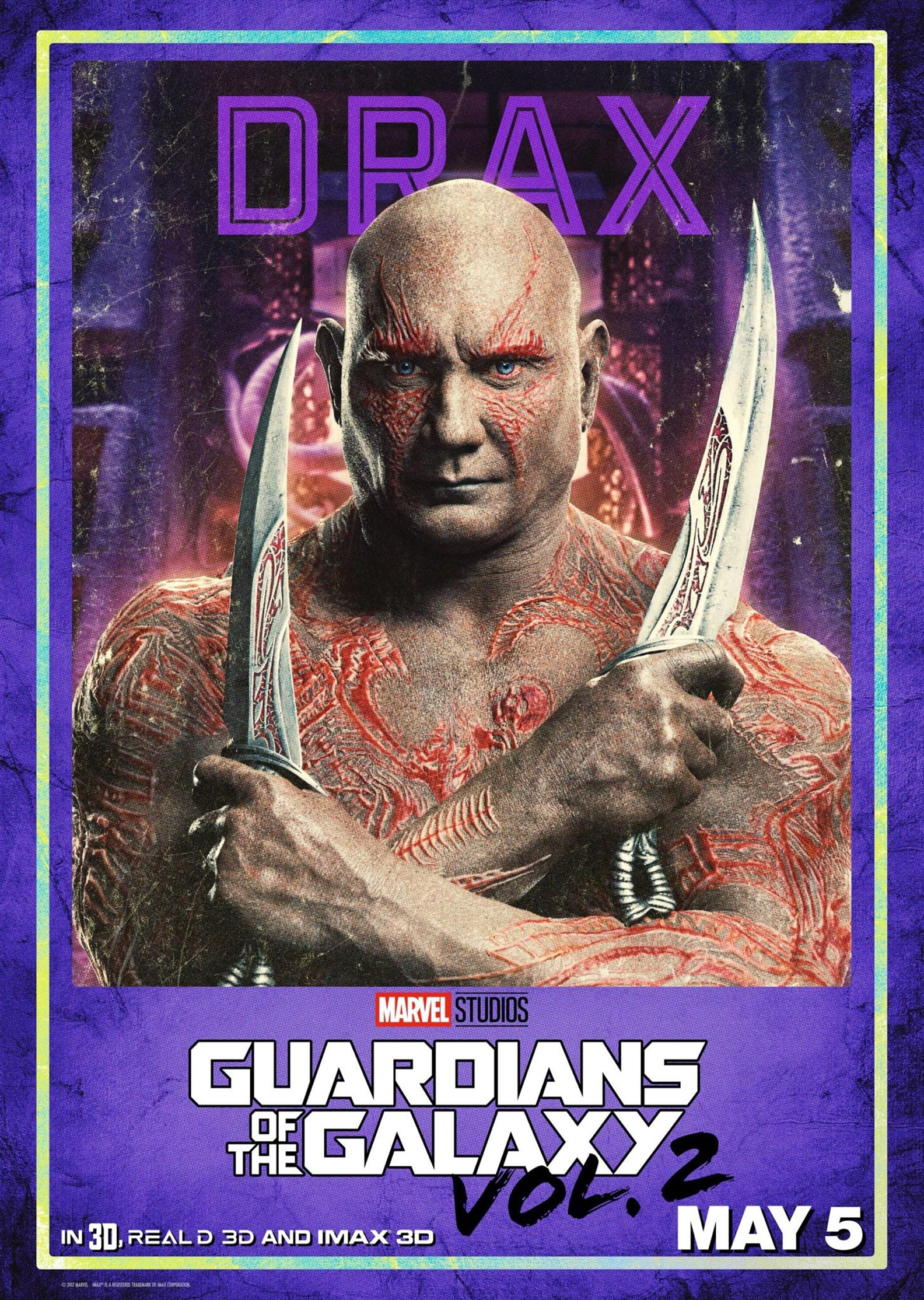 Guardians of the Galaxy Vol. 2 Poster #10