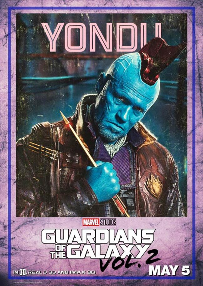 Guardians of the Galaxy Vol. 2 Poster #12